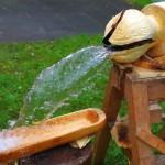 Bildhauerei mit Roland Oesker: Die besondere Form des Wassers